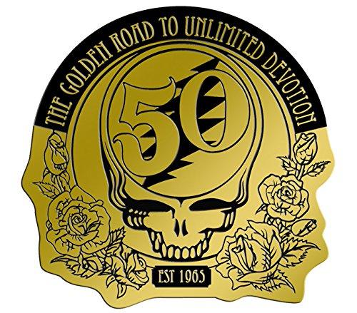 C&D Visionary Grateful Dead 50th Anniversary Gold 4\