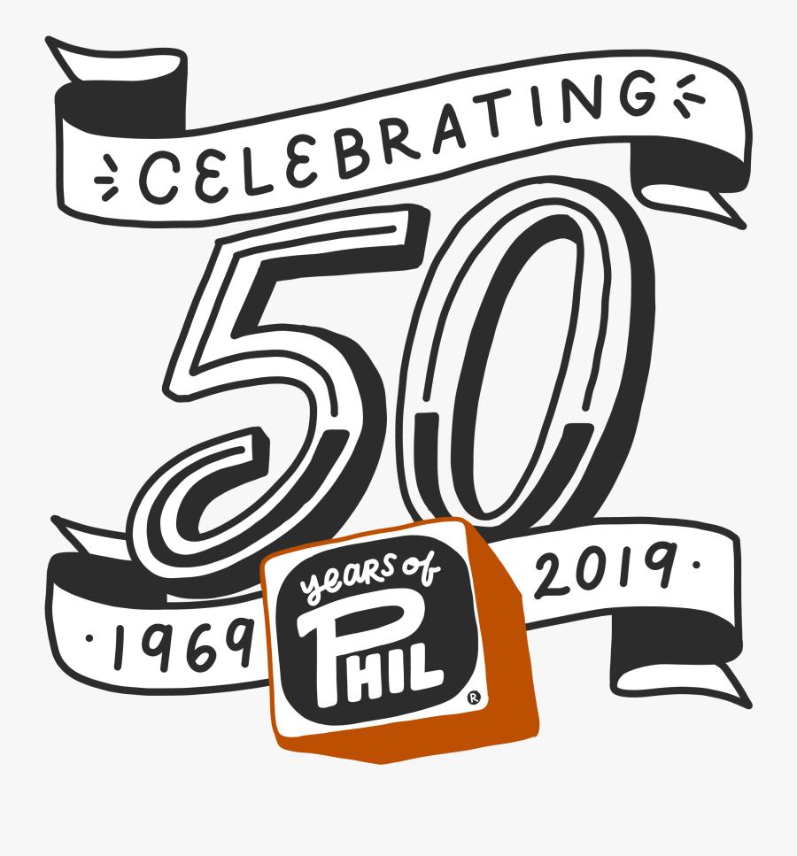 50th Anniversary Clip Art , Free Transparent Clipart.