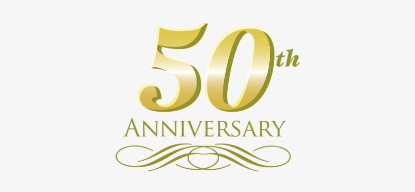 50th Wedding Anniversary Png Picture Freeuse Download.