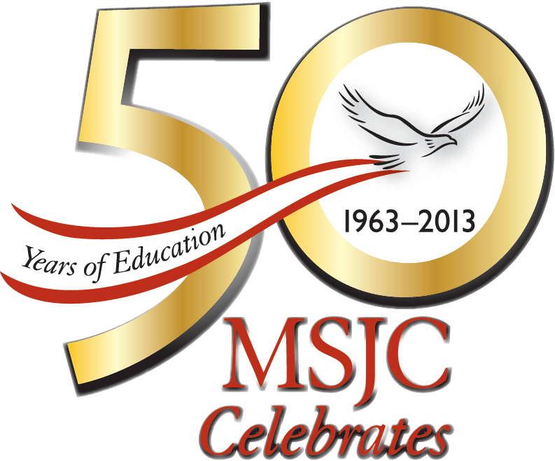 50th Anniversary Logo.