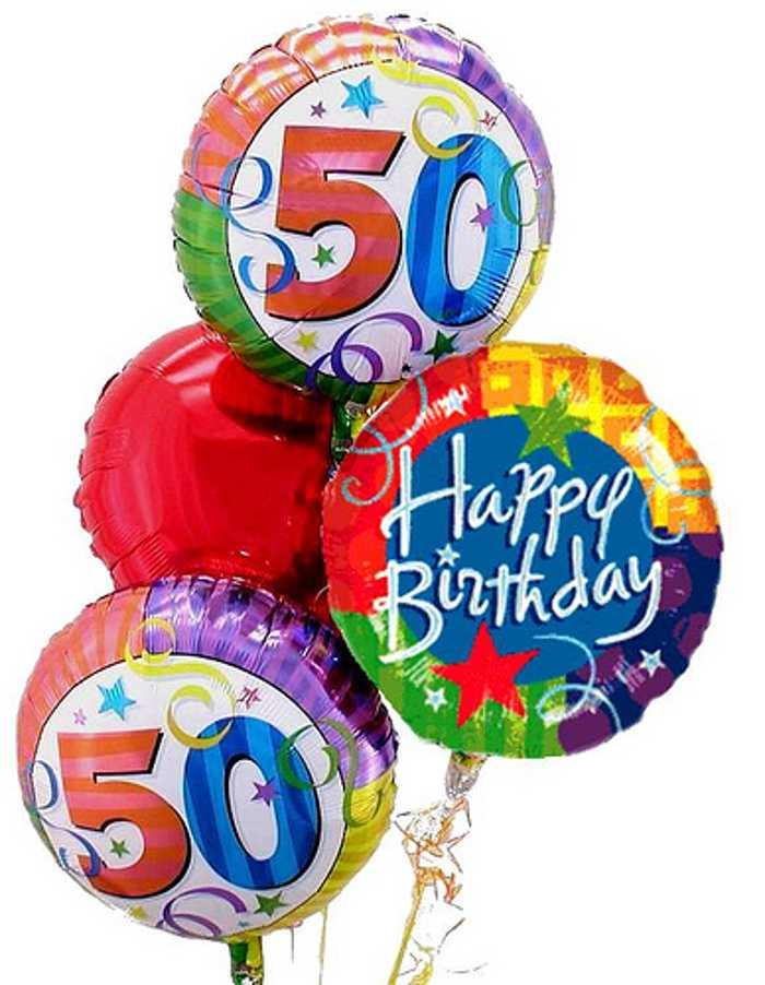Happy 50th Birthday Wishes.