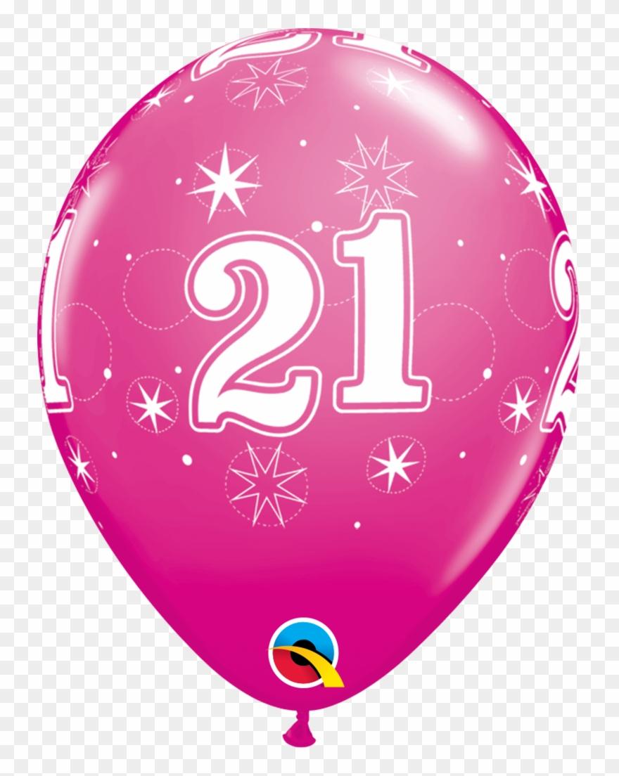 50th Birthday Balloon Clipart (#213746).