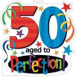 happy 50 birthday to me.