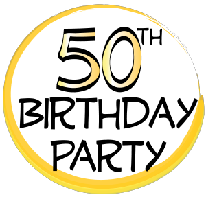 Free 50Th Birthday Png, Download Free Clip Art, Free Clip Art on.