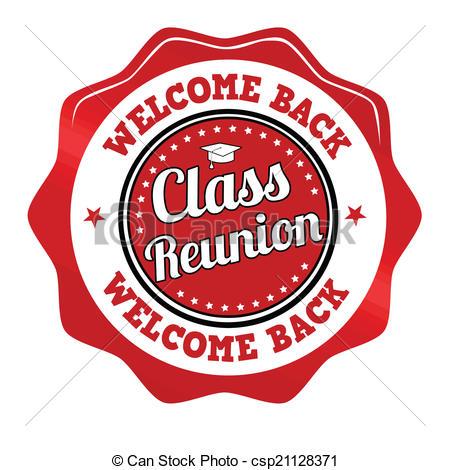 Free Clipart Class Reunion.
