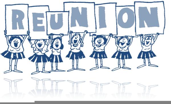 High School Reunion Clipart.