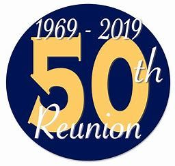 Image result for 50th reunion clipart free.