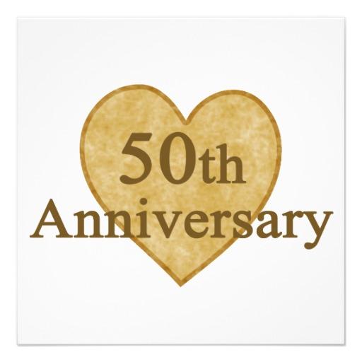 50th Wedding Anniversary Free Clip Art Fabulous Local 8.