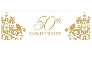 50th wedding anniversary clipart 1 » Clipart Station.