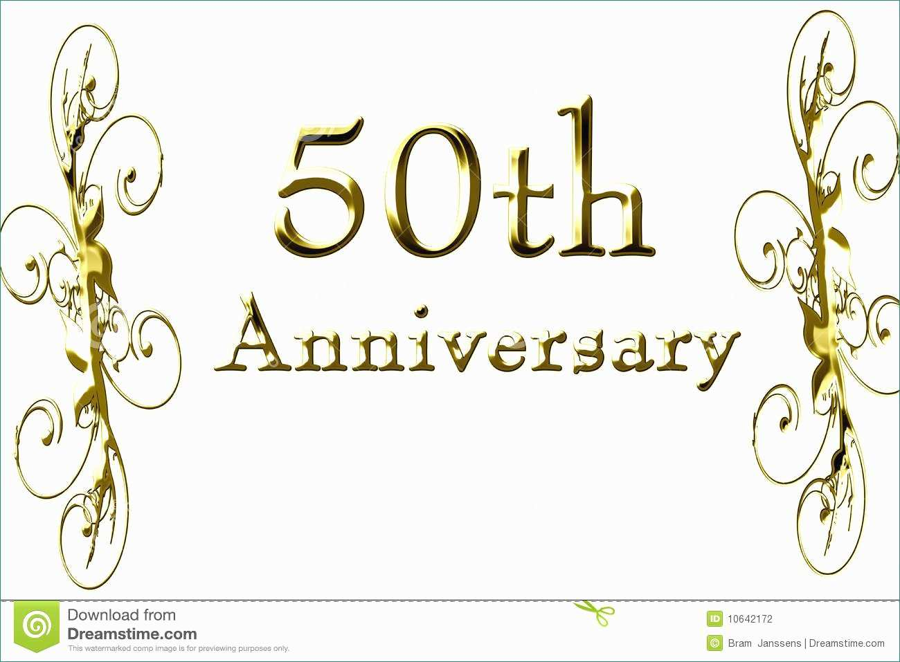 Clipart 50th Wedding Anniversary Conventional 50th Anniversary Clip.