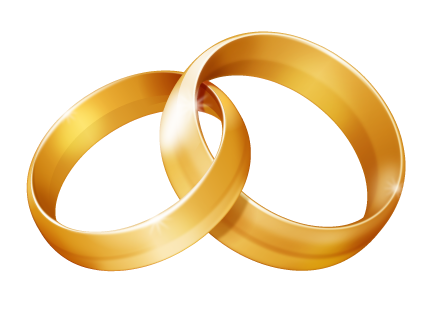 Golden wedding ring dromggb top cliparts.