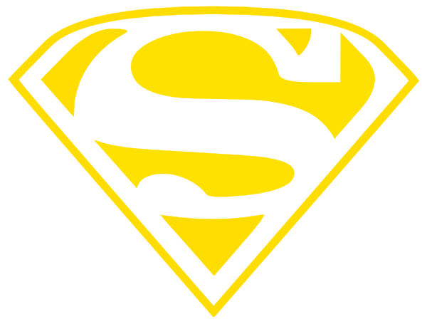 Superman JPG Logo.