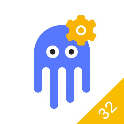 Octopus Plugin 32bit 4.4.4 APK Download by Octopus Gaming.