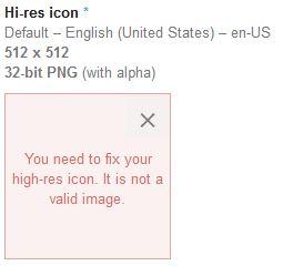 Google Play Story Hi Res Icon.