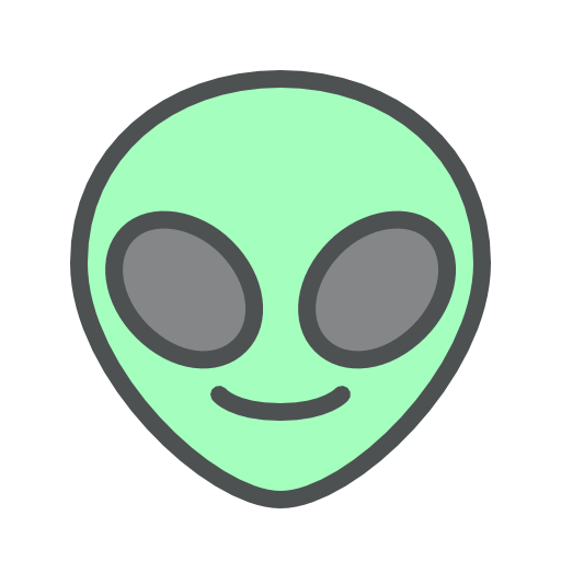 Alien Free PNG Image.
