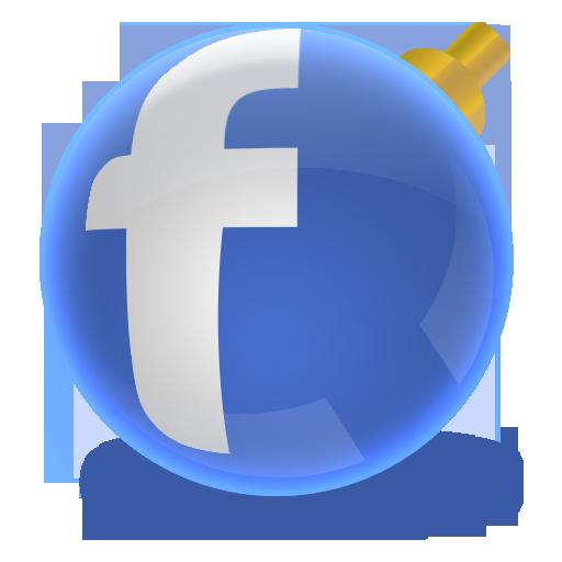 512x512, facebook icon.