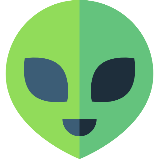 Ufo Icon.