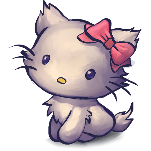 Png Save Hello Kitty #16762.