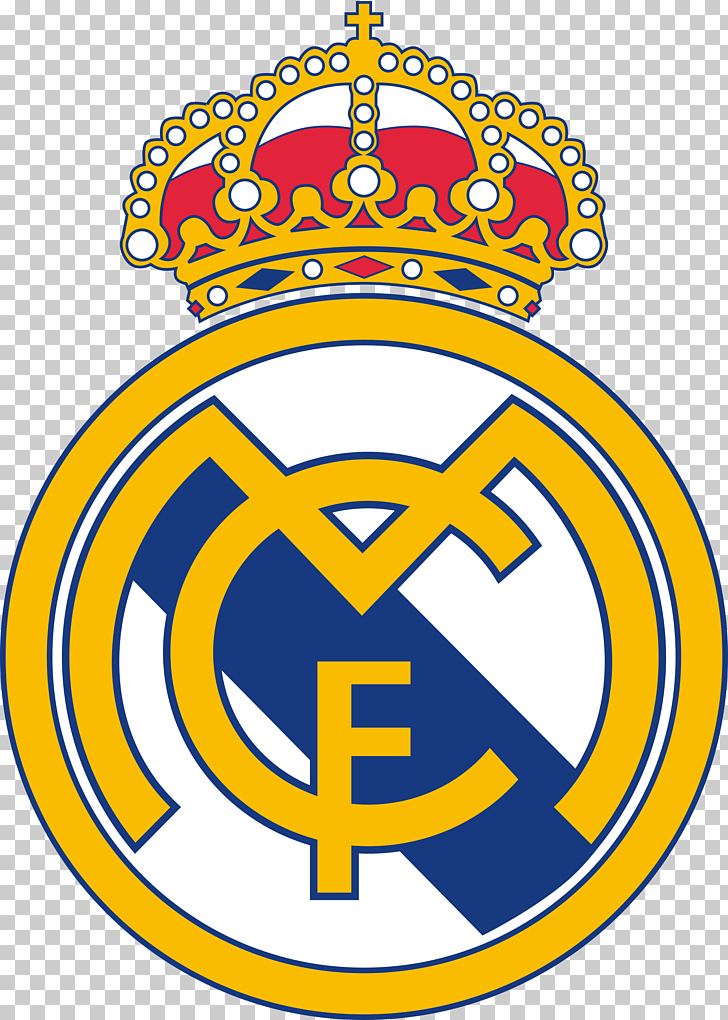Real Madrid C.F. La Liga Logo , Real Madrid Logo , crown.