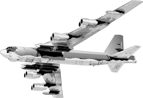 B 52 Clipart Clipground