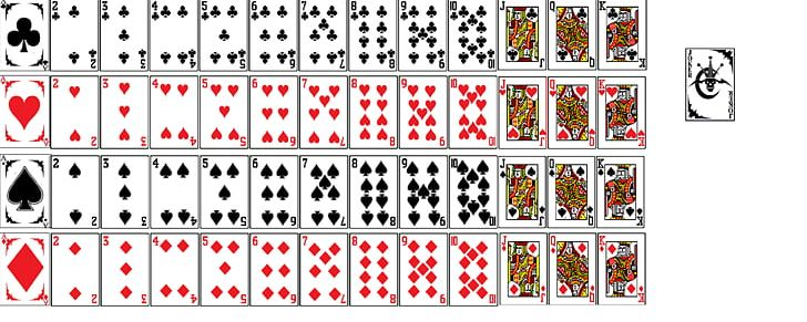 Playing Card Standard 52.