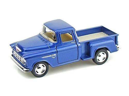 Amazon.com: KiNSMART 1955 Chevy Stepside Pick.