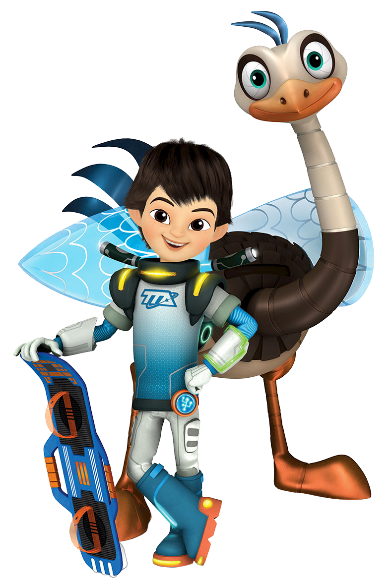 Miles From Tomorrowland Clipart.