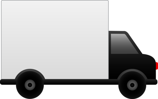 Food delivery truck clipart free clipart images 2.