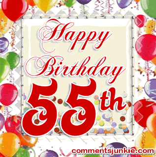 Happy 55th Birthday Quotes. QuotesGram by @quotesgram.
