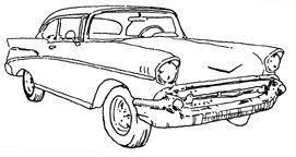 57 Chevy.