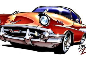 57 chevy clipart free 4 » Clipart Portal.