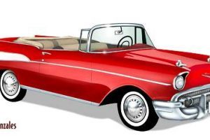 57 chevy clipart free » Clipart Portal.