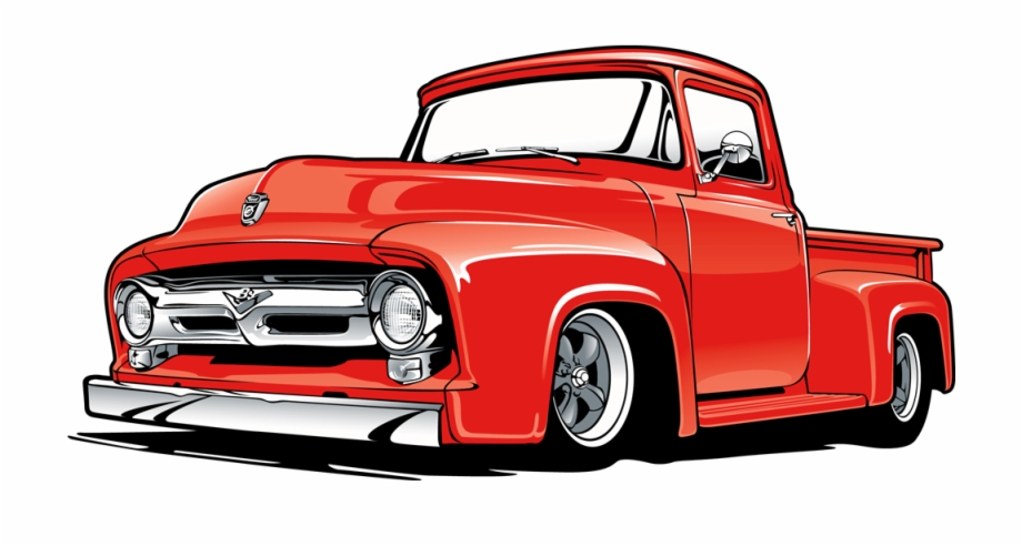53 To 55 Ford F.