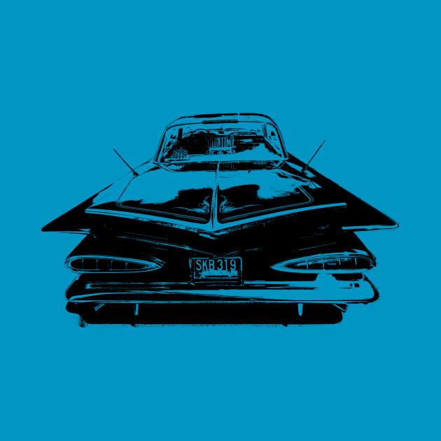 1959 Chevy Impala Lowrider.