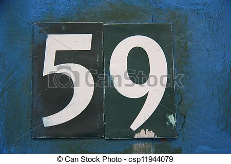 Picture of Number 59.