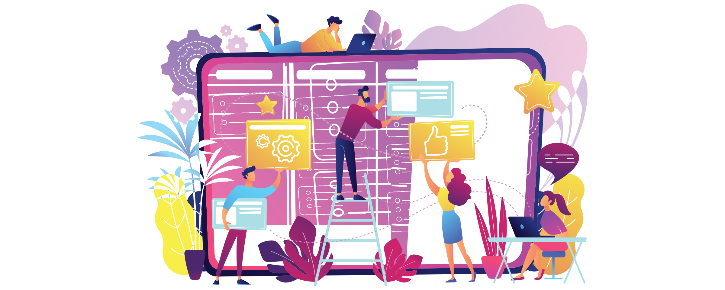 Iconfinder designer report Q3 2019.