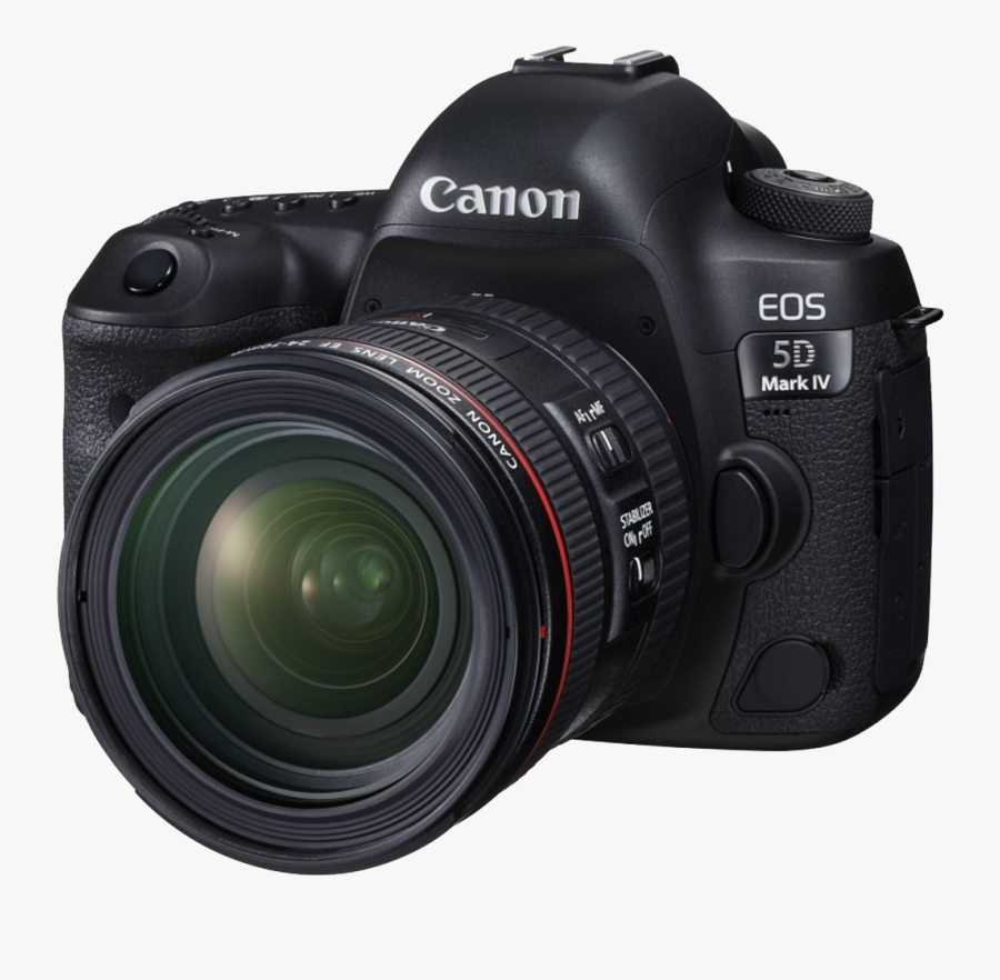 Canon Eos 5d Mark Iv Png Images.