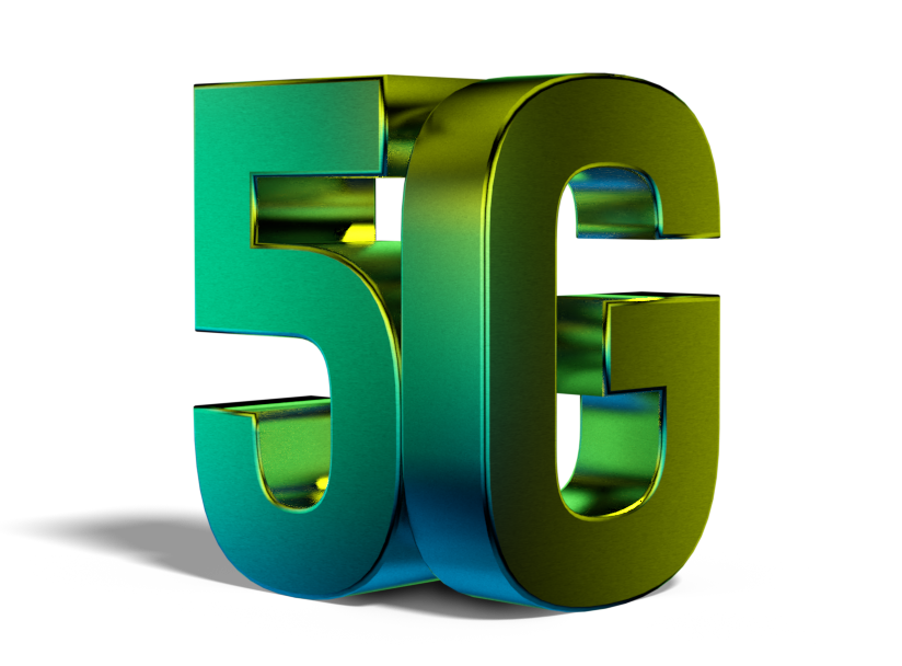 5G Superfast network for JT customers.