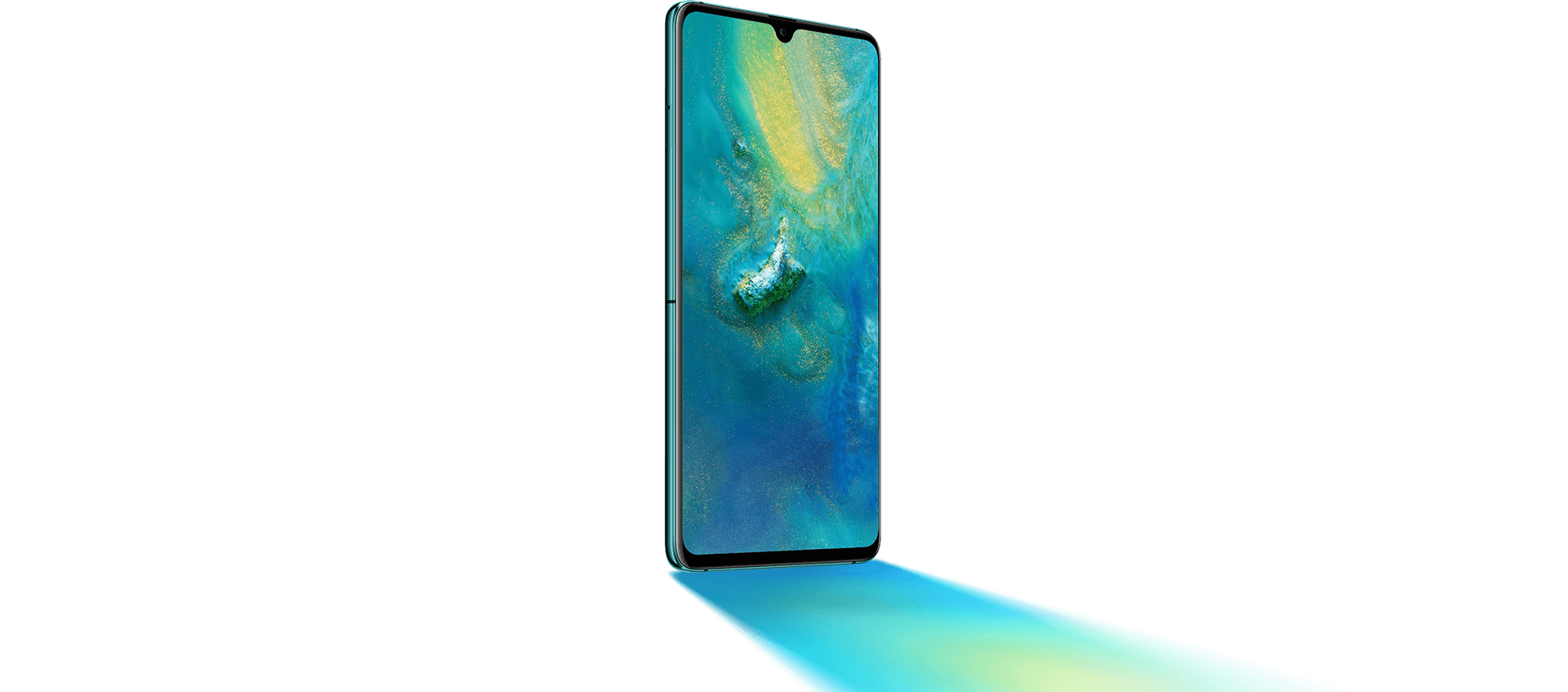"HUAWEI Mate 20 X (5G), 7.2"" Ultra Large Display 5G Mobile Phone."