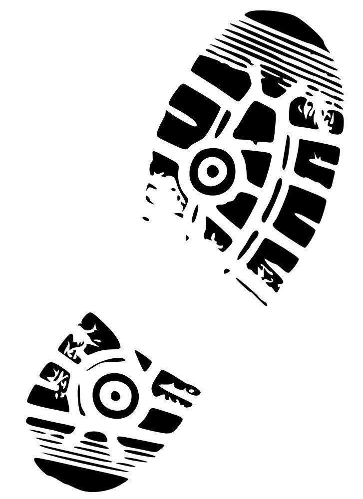 5K Clip Art Shoes.