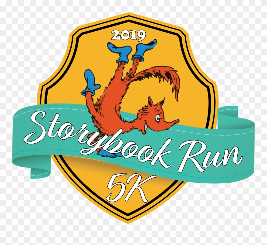 Storybook Run 5k Clipart (#2092077).