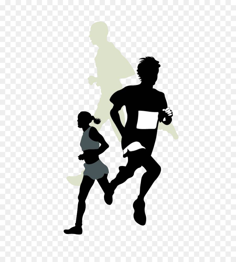 5K run Running Marathon Racing Clip art.