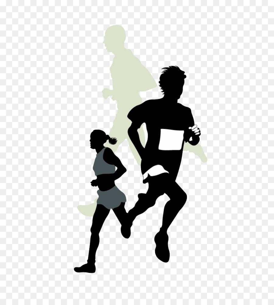 5K run Running Marathon Racing Clip art.