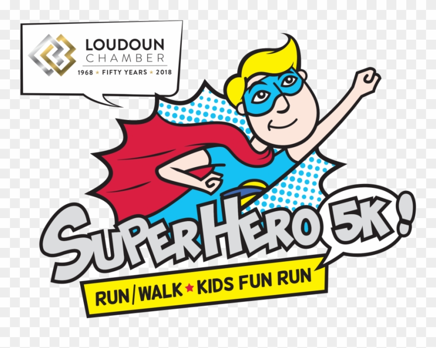 4th Annual Superhero 5k Run/walk And Kids Fun Run.