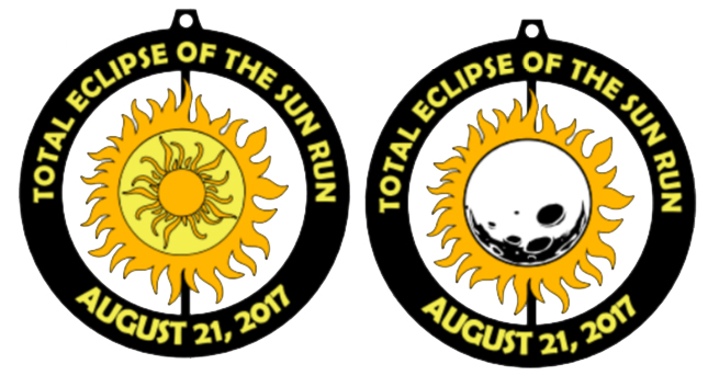 Total Eclipse of the Sun Run 5K & 10K.