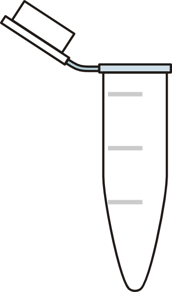 1.5ml Eppendorf Tube Empty Clip Art at Clker.com.