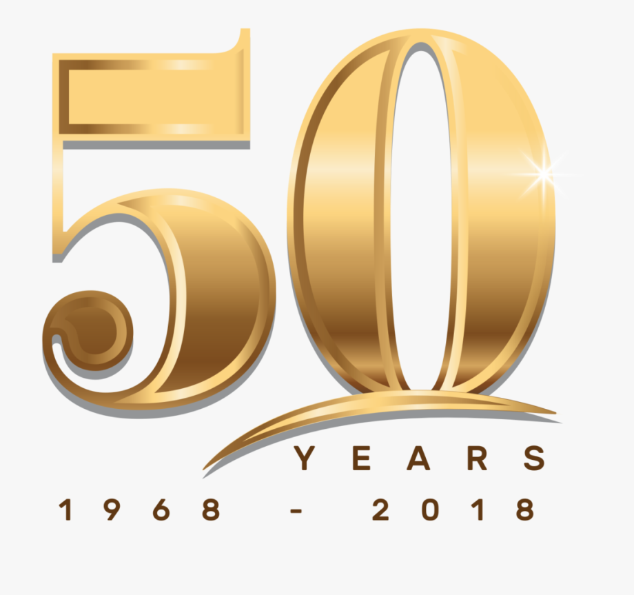 50th Anniversary Clipart.