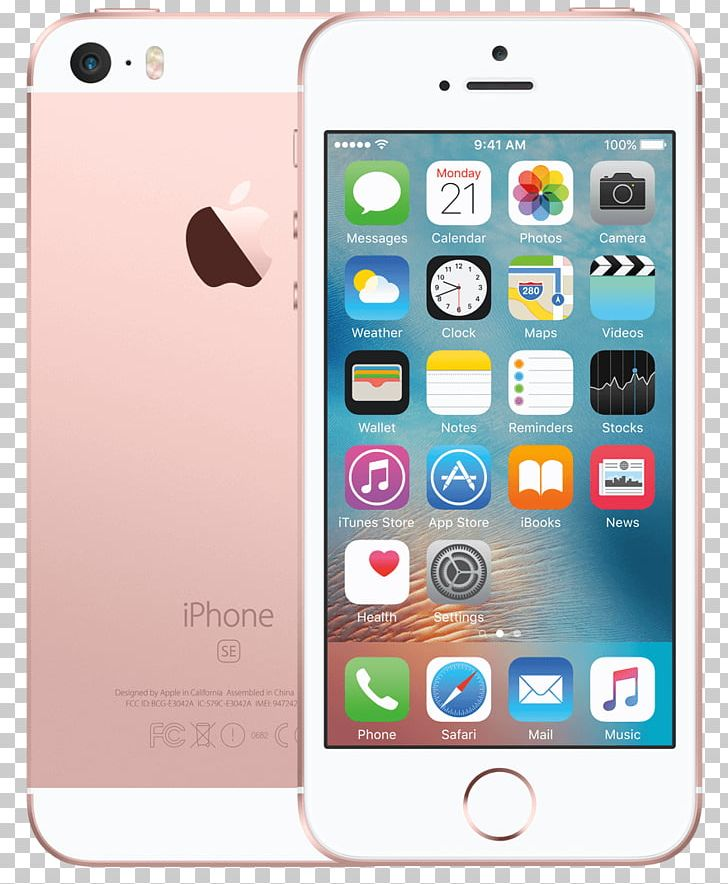 Download Free png IPhone SE Apple IPhone 5s Telephone Rose.