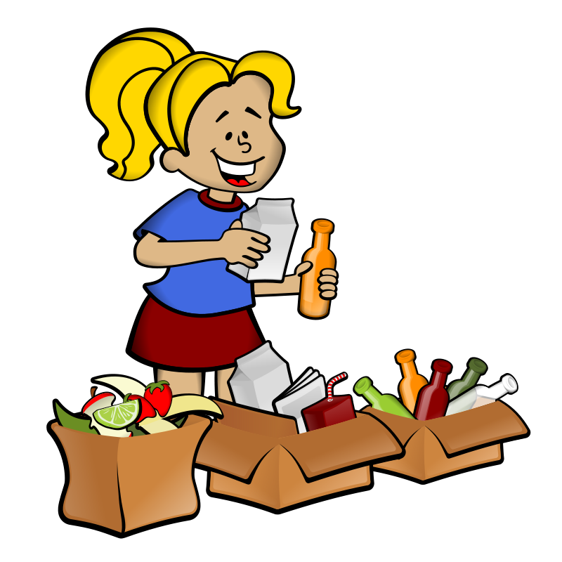 Sorting Out Clipart.