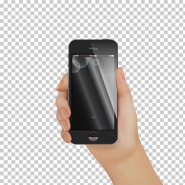 IPhone X iPhone 5s Smartphone, hand phone PNG clipart.